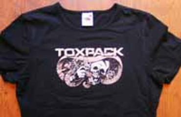 Toxpack- T-Shirt- Farbfieber- GIRLIE