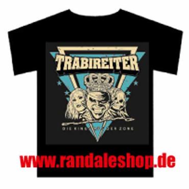T-Shirt - Trabireiter - Kings aus der Zone - black
