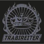 Girlie- T- Shirt- Trabireiter- Assis sind nie allein 001