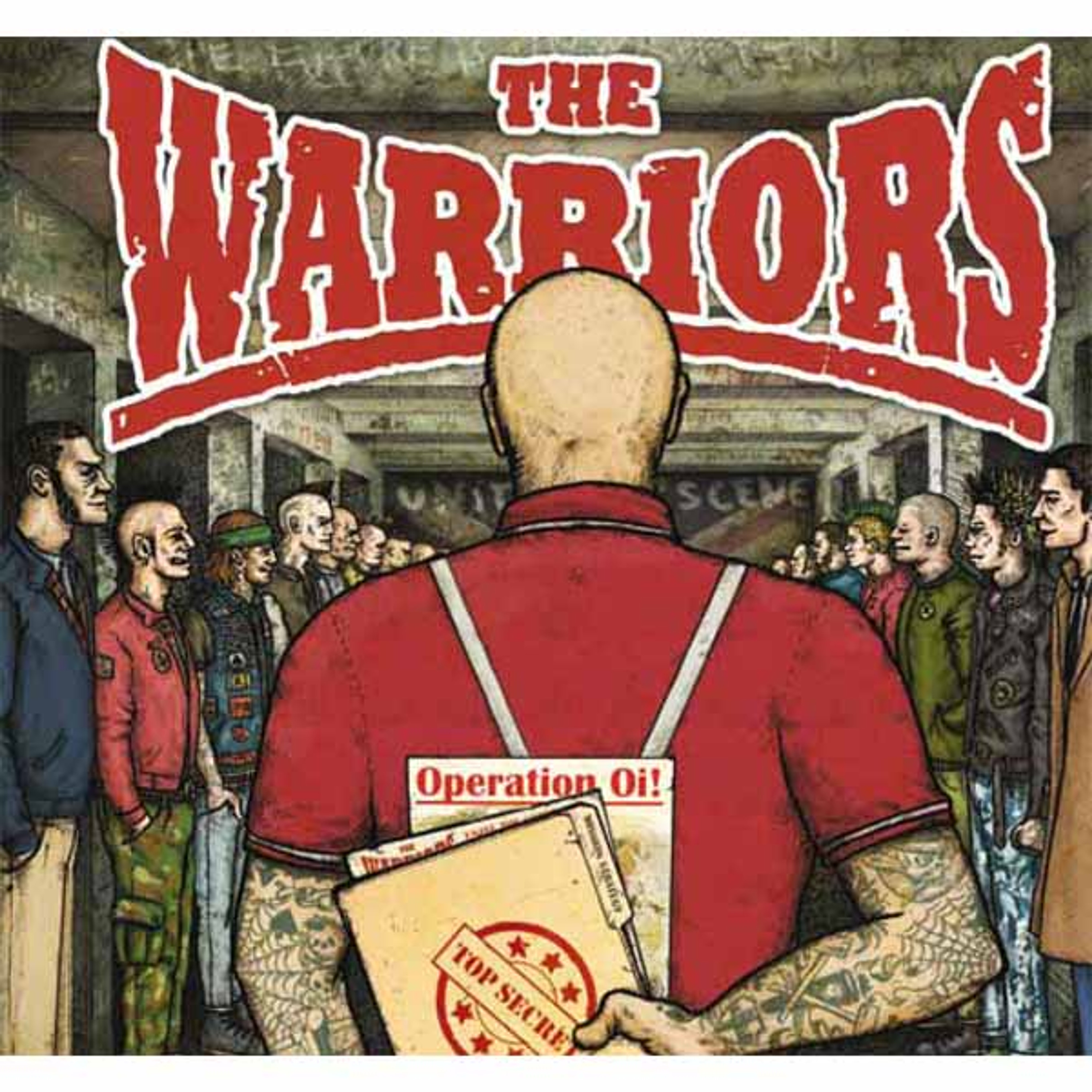 Warriors Come Out And Play Song: Warriors (the)