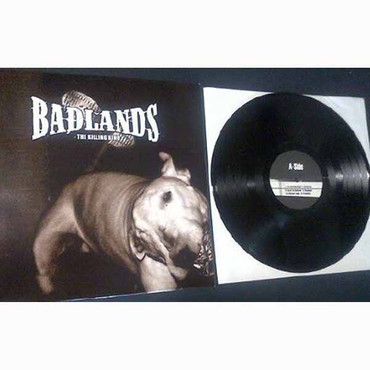Badlands – The killing kind LP