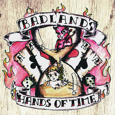 Badlands - Hands of time- LP