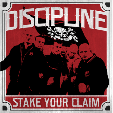 Discipline - Stake your claim LP