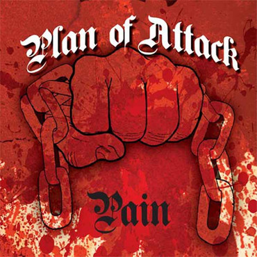 """Plan Of Attack - Pain 7"""" (lim 500)"""