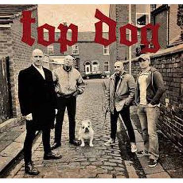 Top Dog - s/t LP (lim 300)