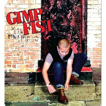 Gimp Fist - Feel Ready (EP) 7inch black Vinyl limit 250