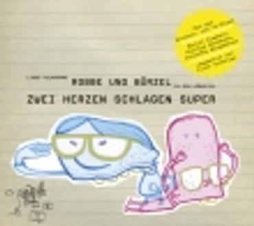 Hörspiel- Robbe und Bürzel (CD)  Zwei Herzen schlagen super