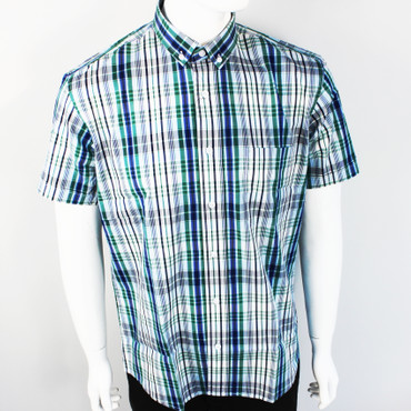 Classic Button Down Shirt - Warrior Clothing - Wallis
