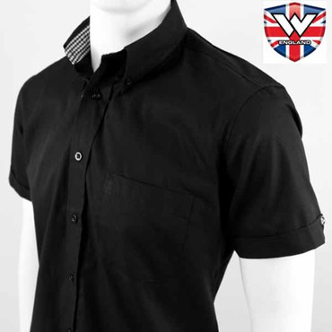 Classic Button Down Shirt - Warrior Clothing - Auric