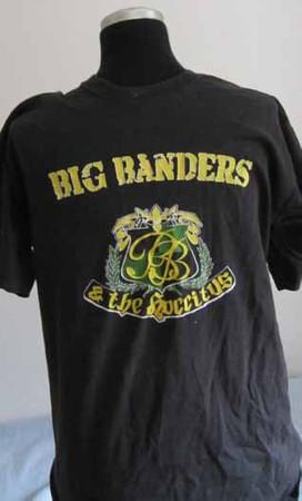2. Hand T-Shirt- Big Benders