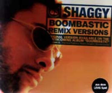 Shaggy- Boombastic- (Maxi CD)