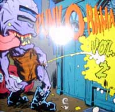 Sampler- Punk o Rama- Volume 2- CD