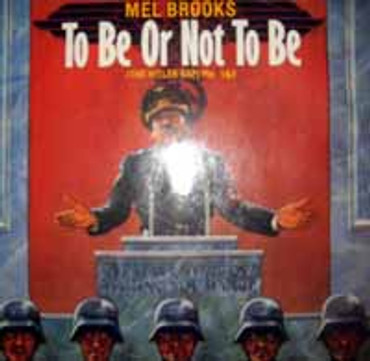 Mel Brooks- To be or not to be- Single