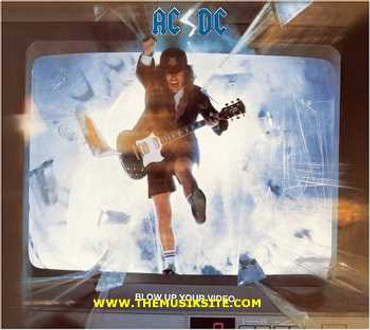 AC/DC AC DC BLOW UP YOUR VIDEO CD