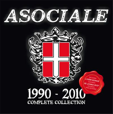 Asociale - 1990-2010 Complete Collection CD
