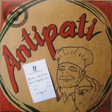 Antipati - Quattro Stagioni - CD