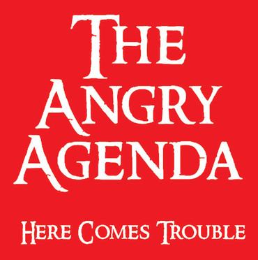 Angry Agenda- (the) - Here Comes Trouble- LP