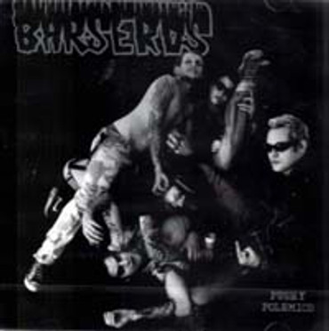 Barseros- pushy polemics- (CD)
