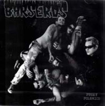 Barseros- pushy polemics- (LP)