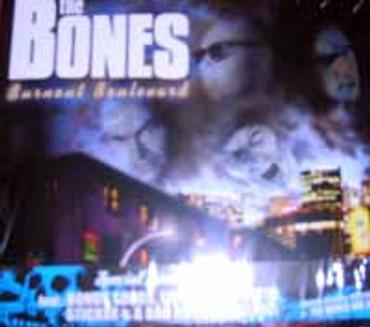 Bones (the) - Burnout Boulevard  - CD (lim. Digipak)