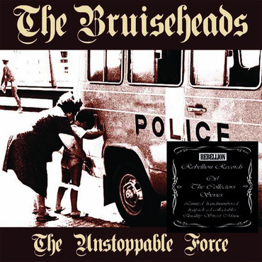 Bruiseheads, the - The unstoppable force Digipack CD (lim to 200