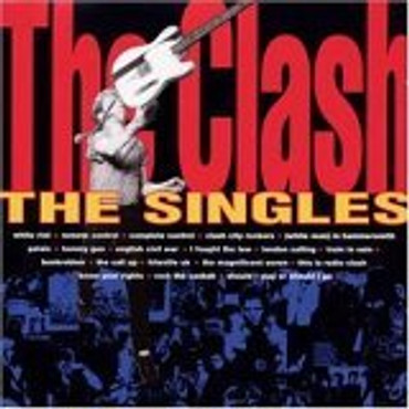Clash (the) - The Singles - CD