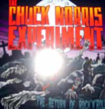 Chuck Norris Experiment (the) - The Return of Rock & Roll - CD
