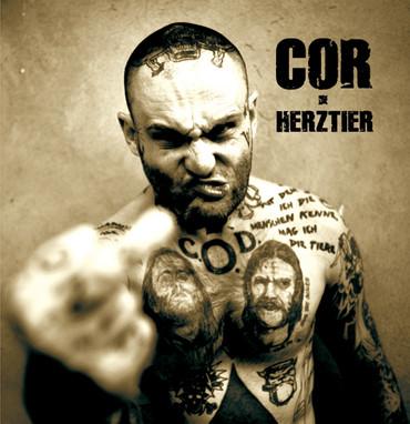 Cor- Herztier- CD