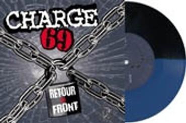 """CHARGE 69 """"Retour au front""""- Single"""
