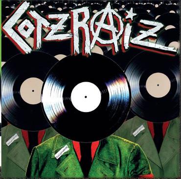 Cotzraiz - Fehlpressung CD (Digipack)