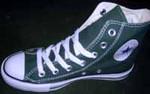 Converse Chuck-High M4431-grün