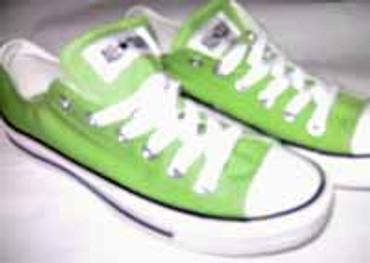 Converse Chuck- niedrig- 114053- neon green