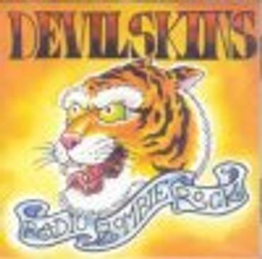 Devilskins - Radio Zombie Rock - CD