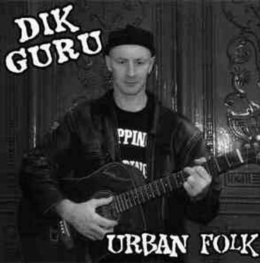 Dik Guru - Urban Folk- CD