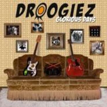 Droogiez - Glorious Days CD