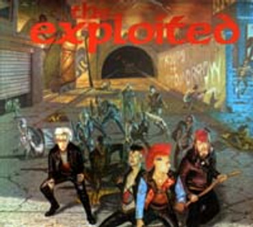 Exploited (the) - Troops of Tomorrow - CD