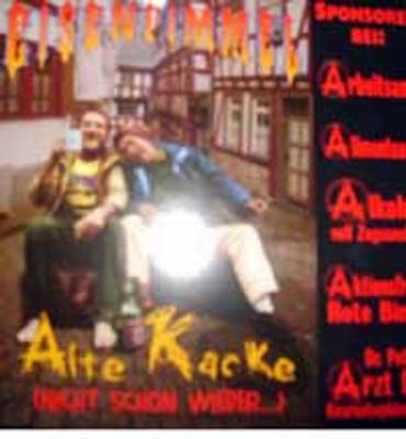 Eisenpimmel - Alte Kacke CD
