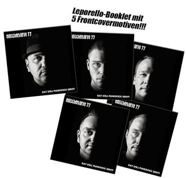 Emscherkurve77 - Dat soll Punkrock sein ?! CD plus Aufnäher!