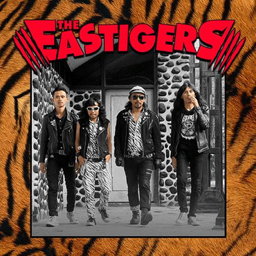 "Eastigers,The ""same"" LP (lim. 250, col. Vinyl, DL Code)"