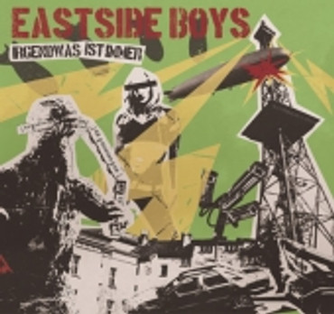 Eastside Boys - Irgendwas ist immer- CD