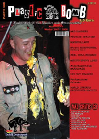 Plastic Bomb- Nr: 53- Fanzine
