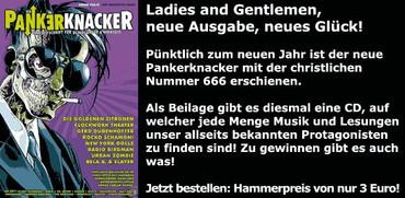 Pankerknacker Fanzine Nr. 666