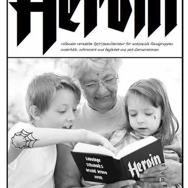 Fanzine- Heroin- Ausgabe Nr. 6
