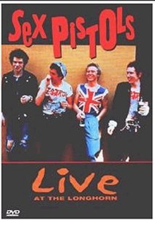 Sex Pistols - Live At The Longhorn- DVD