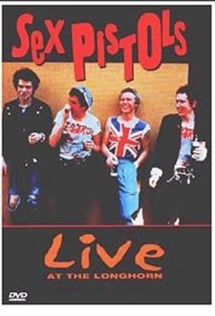 Sex Pistols - Live At The Longhorn- DVD