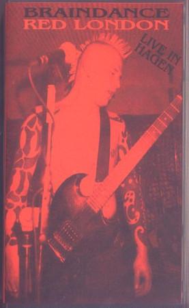 Red London / Braindance LIVE- (Video)