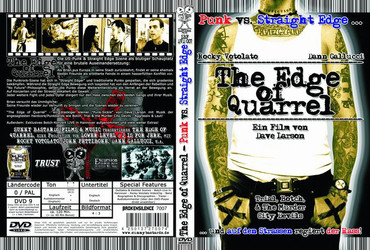 Edge of Quarrel - DVD