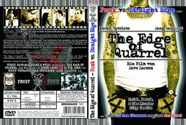 Edge of Quarrel - DVD