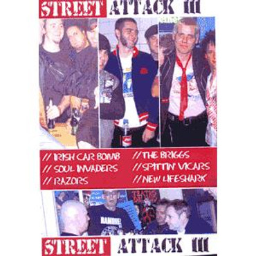 Street Attack Vol.3- (DVD)