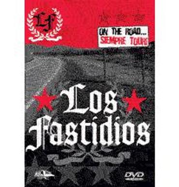 Los Fastidios - On the road... Siempre Toure DVD